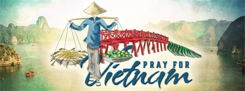 Pray for Vietnam