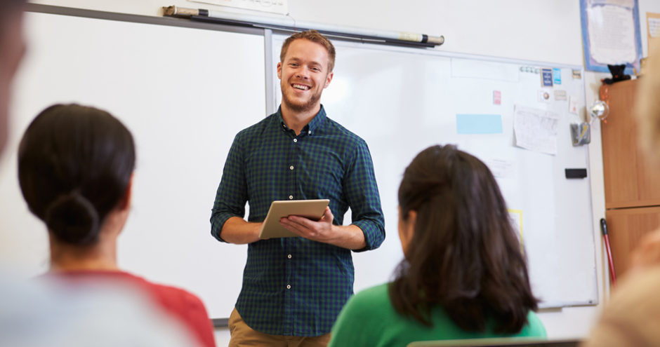 Teaching Style: Breaking the Mold
