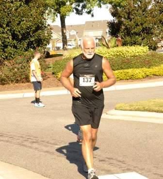 Dr Black Running