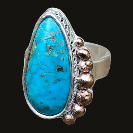 The Ancients Turquoise Ring