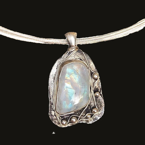 The Ancients Moonstone Pendant