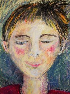 autoportrait en rêve