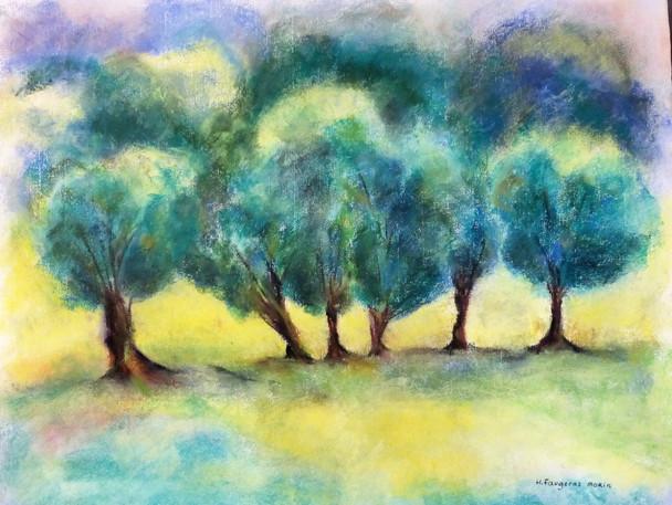 les arbres boules