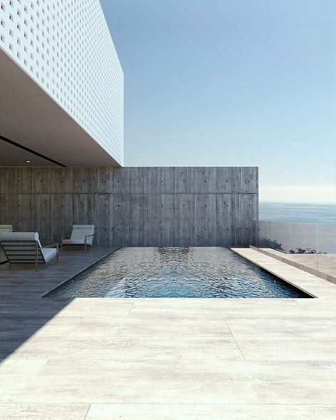 casa calmet piscina