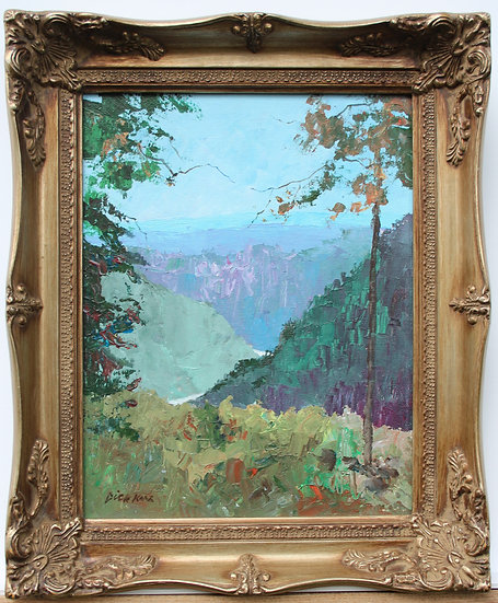 "Letchworth- 14' x 17"" vertical-"