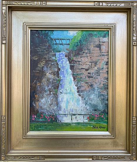 """Glenora Falls-18"""" x 21"""""""