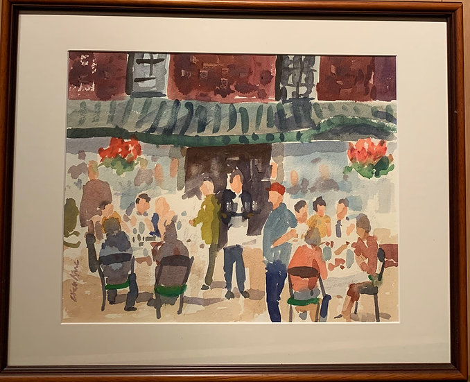 Park Ave Lunch  21 x 17