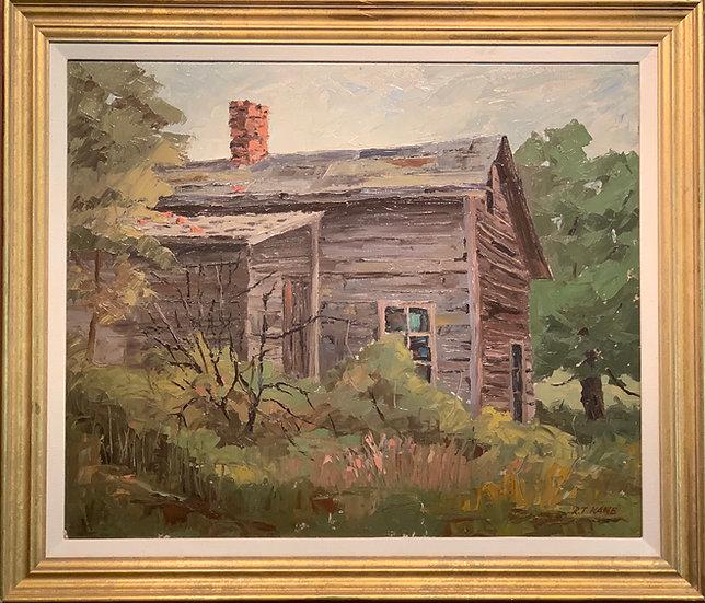 Abandoned Homestead 29 x 25