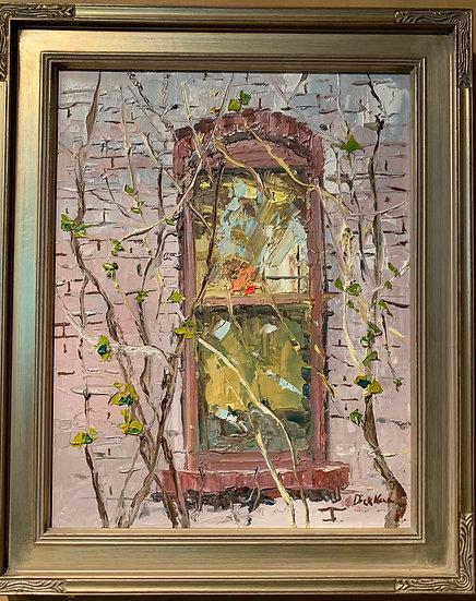 Rear Window 14 x 17