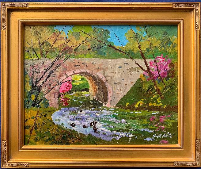 "Spring Creek 17"" x 14"""