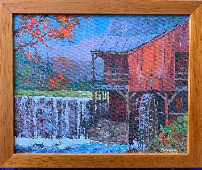 """Vermont Mill-11"""" x 10"""""""