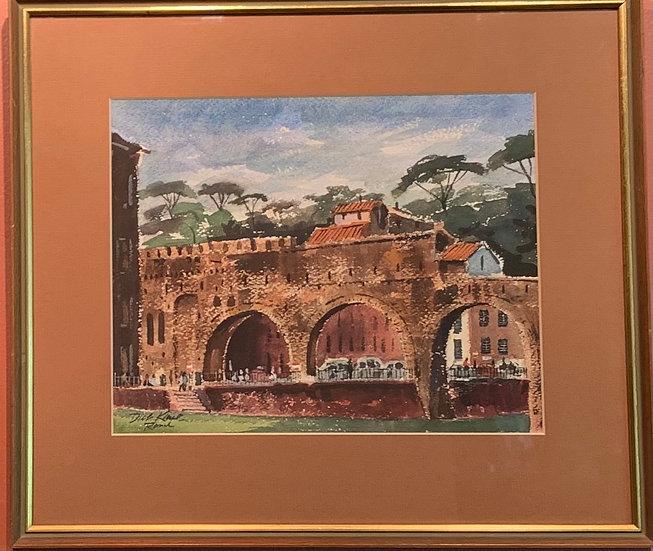 Roman Arches  17 x 15
