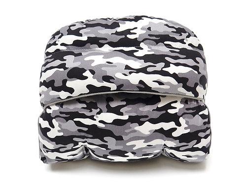 COMFORT MATTRESS Camouflage Gray