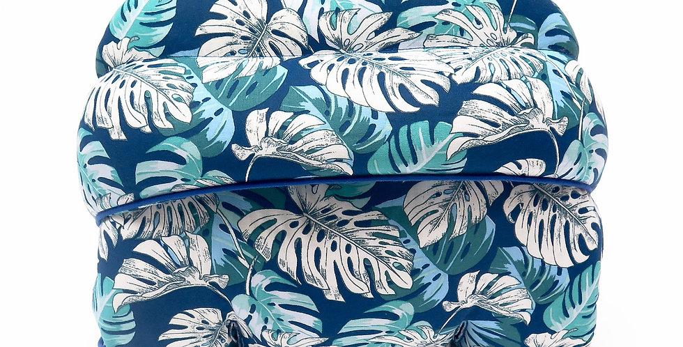 MATELAS CONFORT  Tropical Bleu
