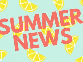 Summer Flyer #1 - July 19, 2019