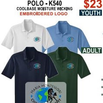 School Uniform Polos