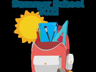 2021 Summer School open enrollment