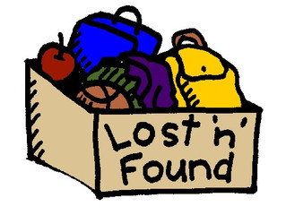Used Uniform Sale and Lost & Found