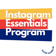 The pioneering program to help you make Instagram a place of purpose, personality and profit...