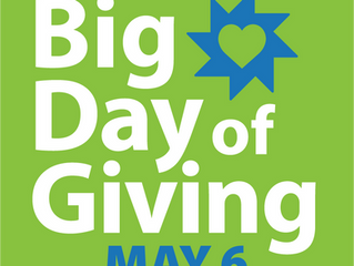 Garden Big Day of Giving is TODAY!
