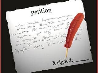 MMCA charter petition renewal signatures