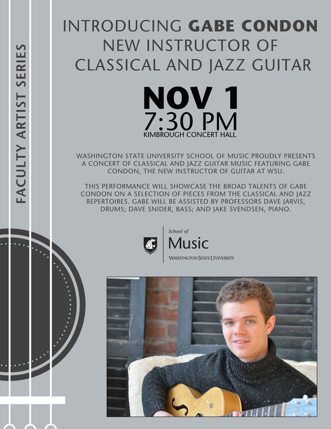 Faculty Artist Series Recital
