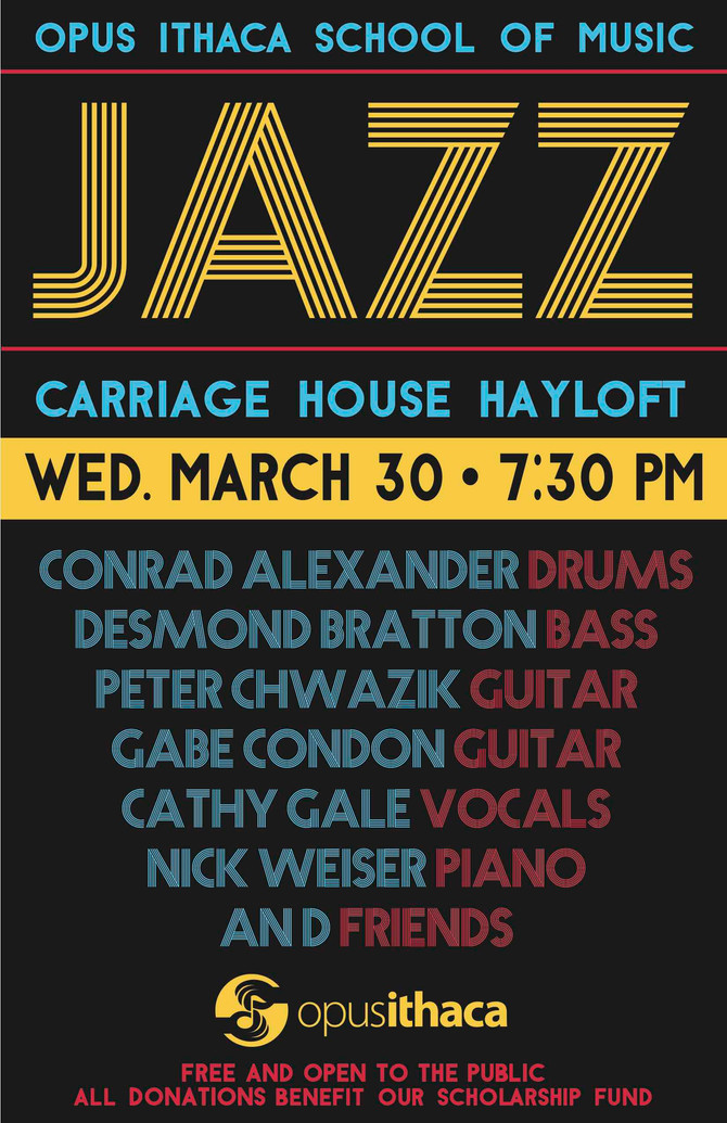 Jazz at the Carriage House