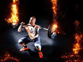 Die Konditionierung des Körpers ist der Schlüssel zum Erfolg in deiner Praxis und deinem Kampfkunst-
