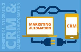 Marketing Automation integrated with CRM