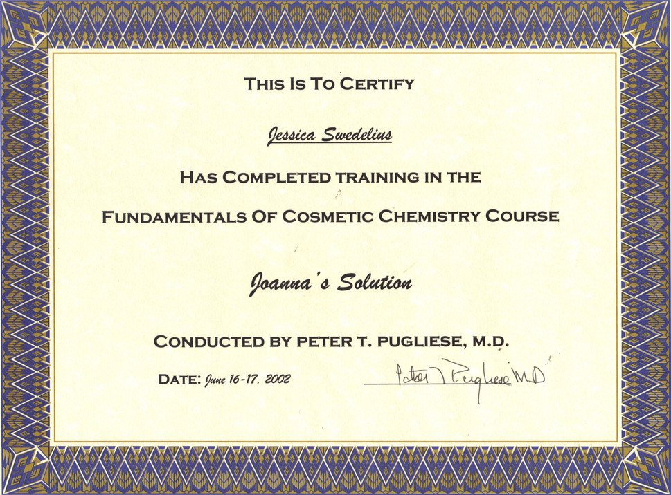 SY - Pugliese Institute of Esthetics - F