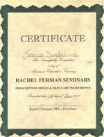 SY - Rachael Furman RPh Seminar - Perscr