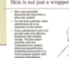 SY - Presentation - Skin Is Not Just A W