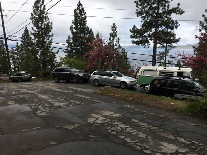205 Park Lane - 5 20 2020 - cars parking
