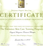 SY - Eminence Products Certificate.JPG