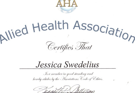 SY - Allied Health Association (AHA) (1)