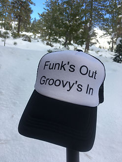 Funk's Out Groovy's In - Change it Up already