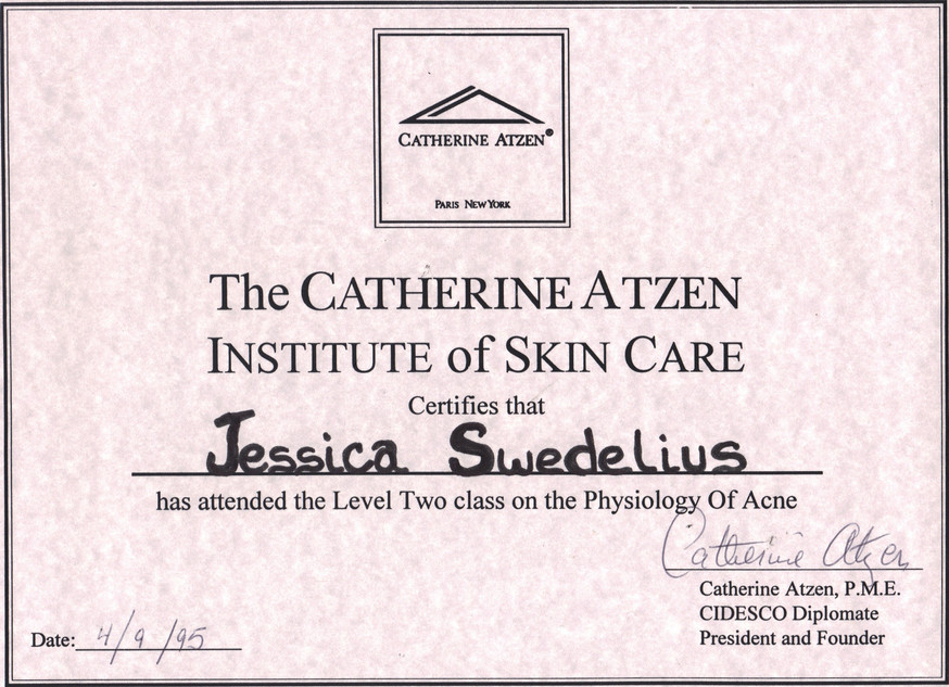 SY - Catherine Atzen Institute of Skin C