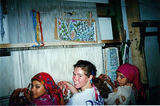 Egypt -Cotton Mill - Jess & Hand Weavers