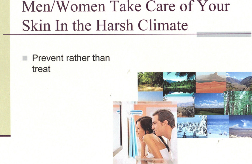 SY - Presentation - EE - Harsh Climate (