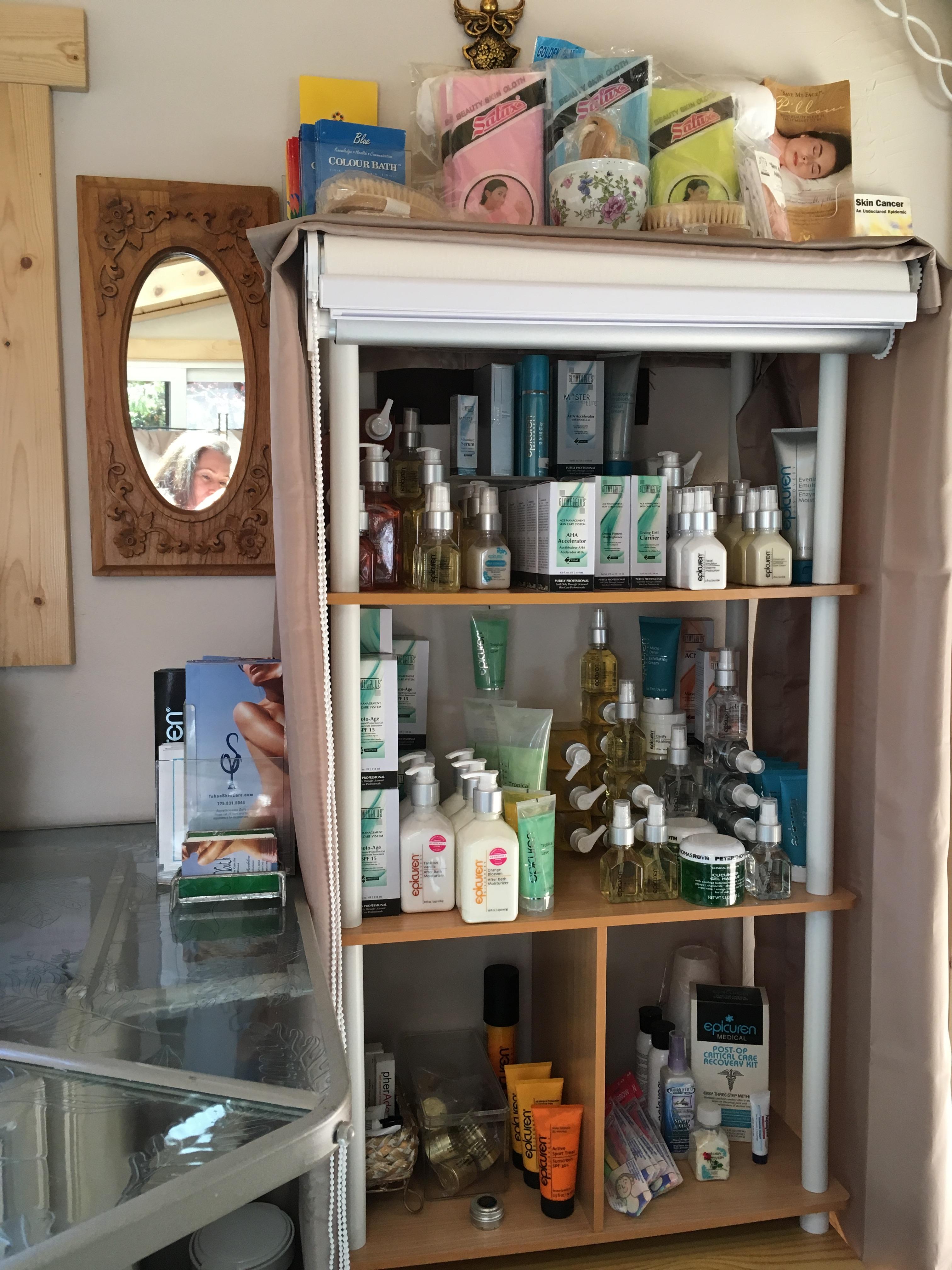 SY - Product small shelf