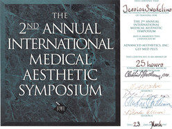 SY - 2nd International Medical Aesthetic