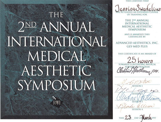 SY - 2nd International Medical Aesthetic