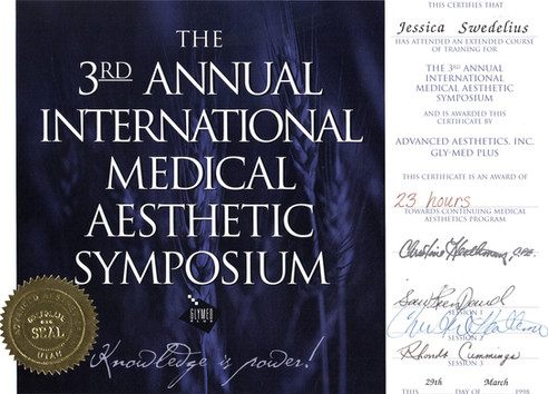 SY - 3rd International Medical Aesthetic