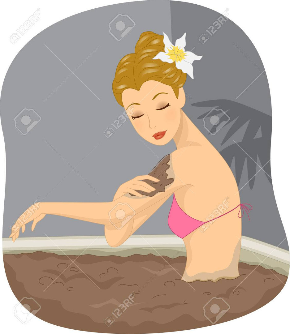 SY - Mud illistration girl bath.jpg