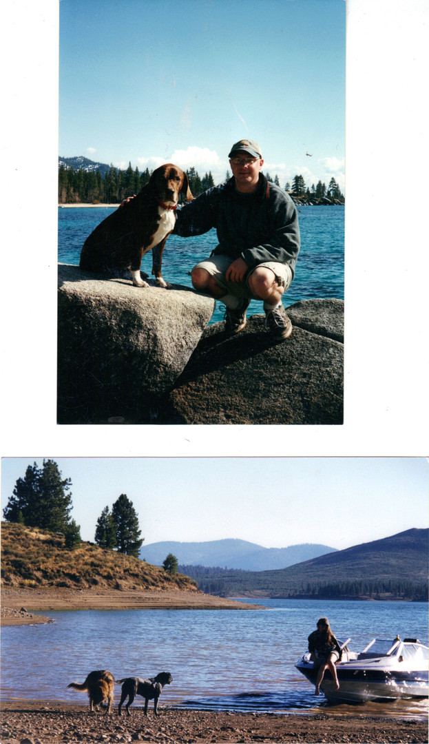 Jeremy WIlken & JD - myself Juneau & SB