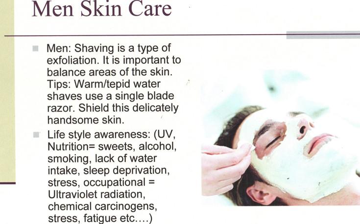 SY - Presentation - EE - Men Skin Care (