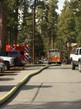 Fire Hwy 28 & Park Lane