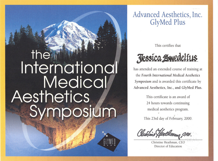SY - 4th International Medical Aesthetic