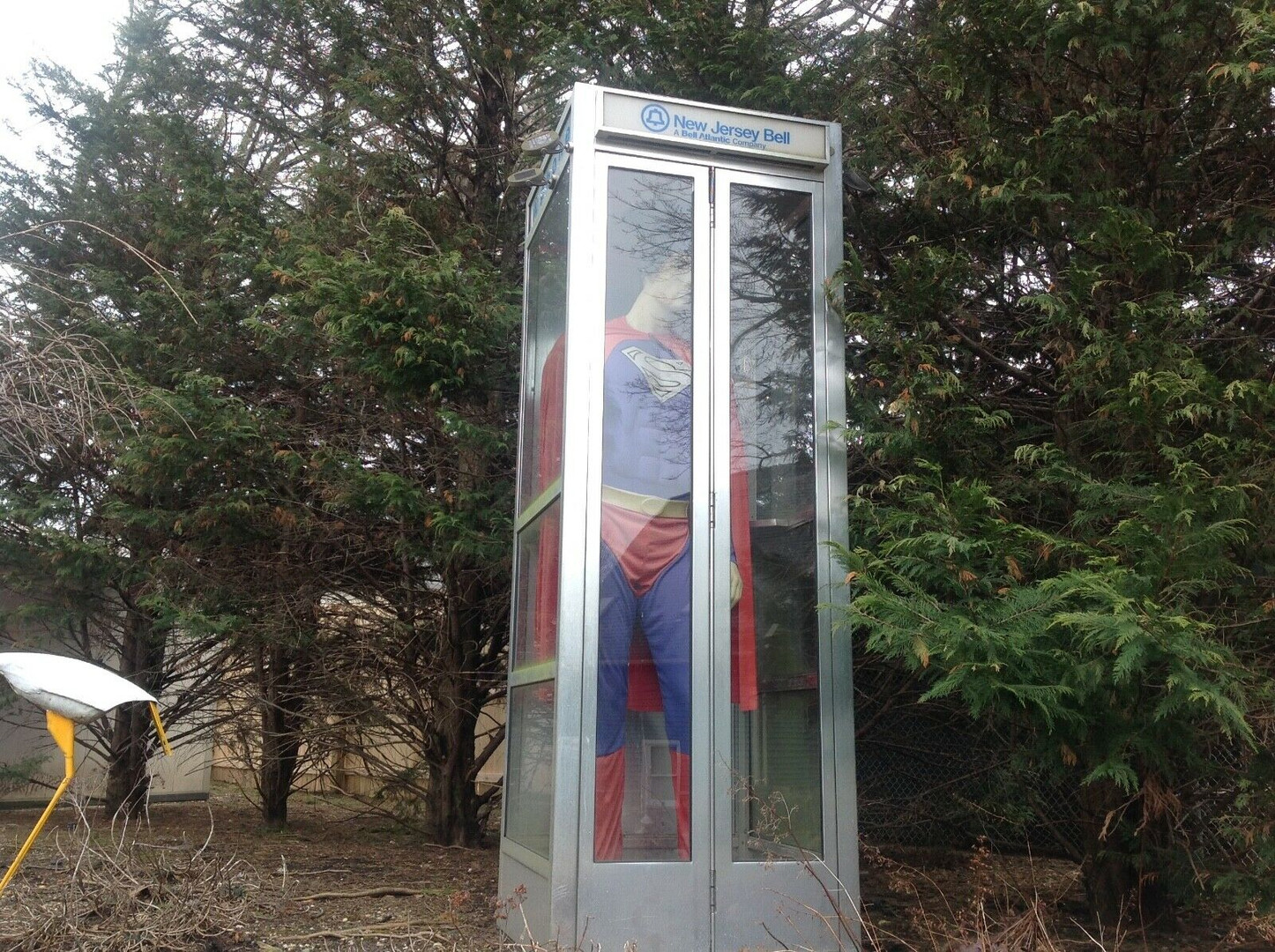 Vintage-Original-Phone-Booth-Bell-System