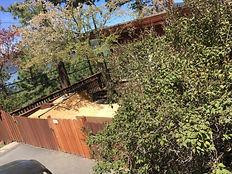 205 Park Lane - 5 8 2020 -Skatebaord ramp moved closer to house